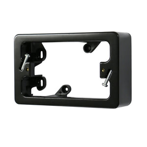 34mm Standard Mounting Block - Black
