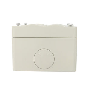 16AMP - Double Weatherproof Switch- IP66