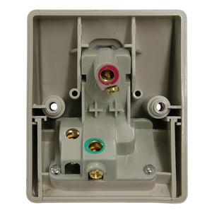 15AMP - Mini Single Weatherproof Outlet - IP53