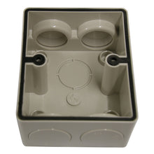 Load image into Gallery viewer, 10AMP - Mini Single Weatherproof Outlet - IP53