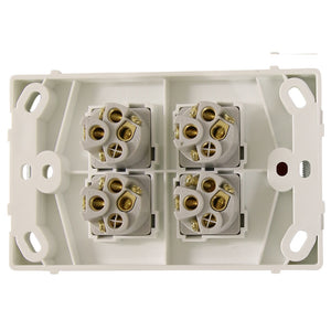 Classic 4 Gang - Wall Switch