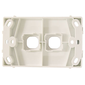 Classic 2 Gang - Wall Plate