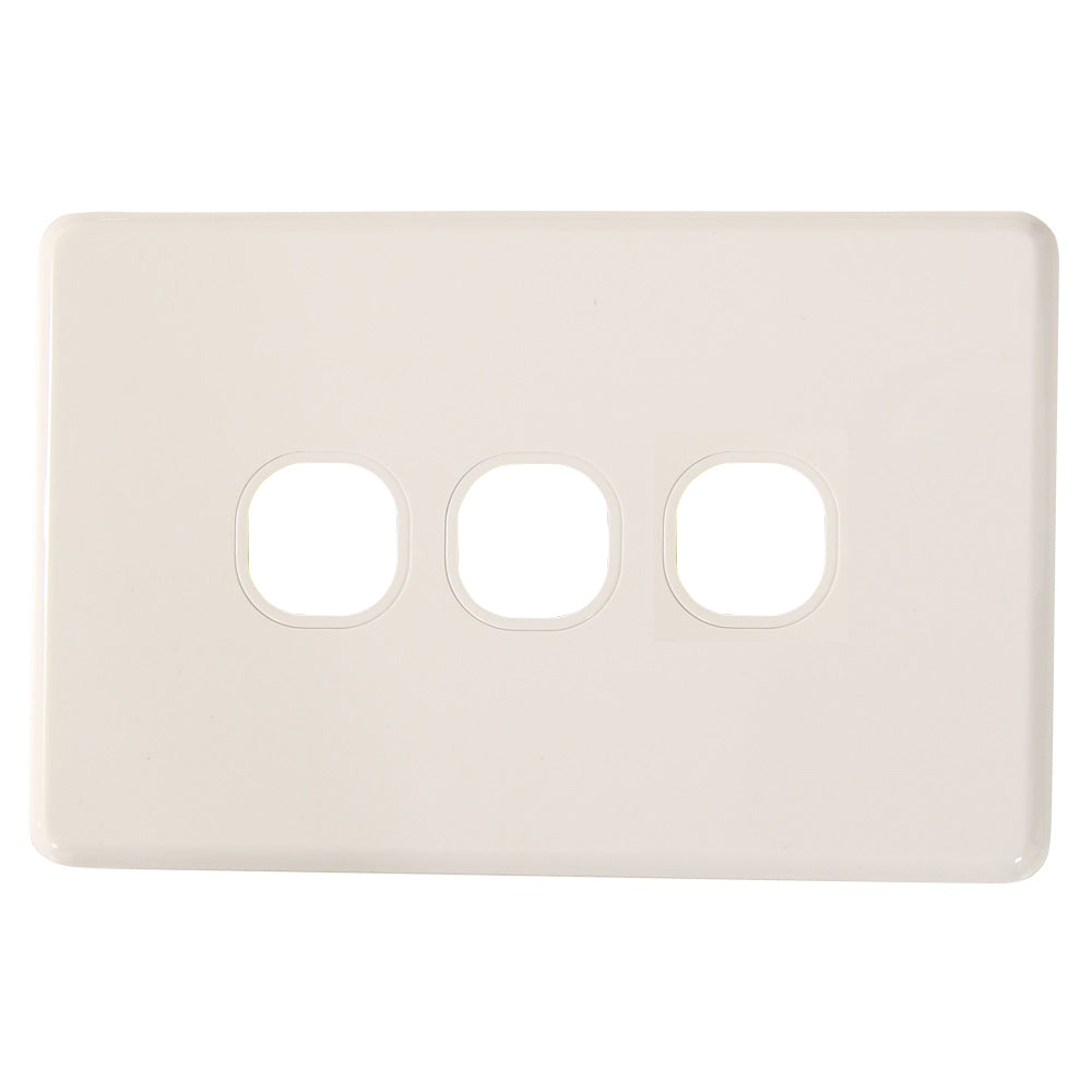 Classic 3 Gang - Wall Plate