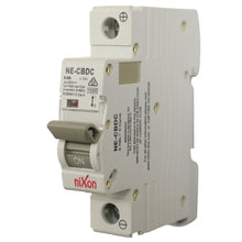 Load image into Gallery viewer, 6AMP - 1 Pole 10ka MCB - DC - Circuit Breaker