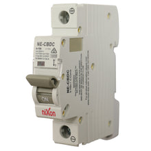 Load image into Gallery viewer, 10AMP - 1 Pole 10ka MCB - DC - Circuit Breaker