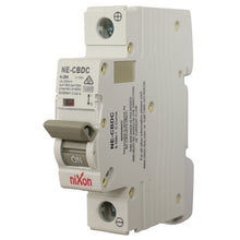 Load image into Gallery viewer, 25AMP - 1 Pole 10ka MCB - DC - Circuit Breaker