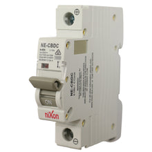 Load image into Gallery viewer, 40AMP - 1 Pole 10ka MCB - DC - Circuit Breaker
