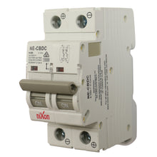 Load image into Gallery viewer, 6AMP - 2 Pole 10ka MCB - DC - Circuit Breaker