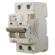 Load image into Gallery viewer, 10AMP - 2 Pole 10ka MCB - DC - Circuit Breaker