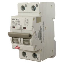 Load image into Gallery viewer, 32AMP - 2 Pole 10ka MCB - DC - Circuit Breaker