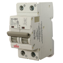 Load image into Gallery viewer, 40AMP - 2 Pole 10ka MCB - DC - Circuit Breaker