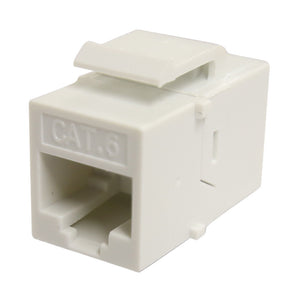 DATA Coupler - Keystone Style - White