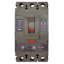 Load image into Gallery viewer, 500AMP - 3 Pole MCCB - Circuit Breaker - Frame Size 3