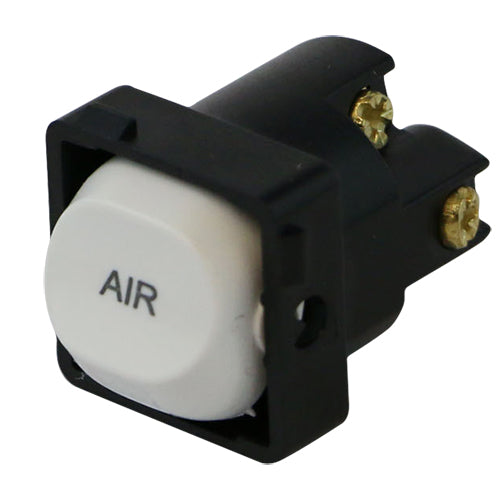 AIR - White Switch Mechanism 250V 10AMP 1 way / 2 way
