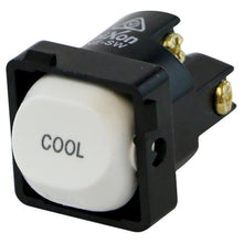 Load image into Gallery viewer, COOL - White Switch Mechanism 250V 10AMP 1 way / 2 way