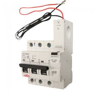 50AMP - 3 Pole RCBO for Panel Boards 10kA D Curve