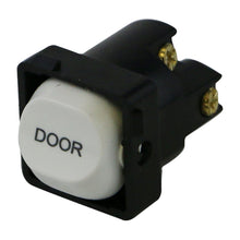 Load image into Gallery viewer, DOOR - White Switch Mechanism 250V 10AMP 1 way / 2 way