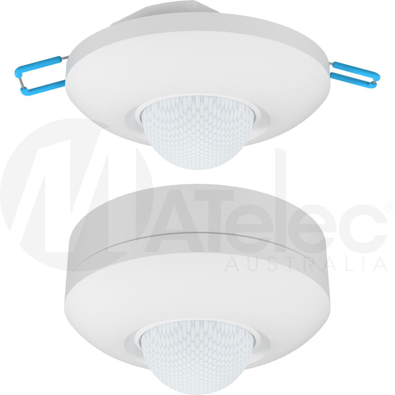 Surface / Recessed Sensor 360 degree  - White