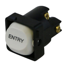 Load image into Gallery viewer, ENTRY - White Switch Mechanism 250V 10AMP 1 way / 2 way