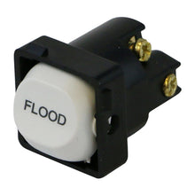 Load image into Gallery viewer, FLOOD - White Switch Mechanism 250V 10AMP 1 way / 2 way