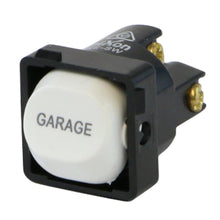 Load image into Gallery viewer, GARAGE - White Switch Mechanism 250V 10AMP 1 way / 2 way