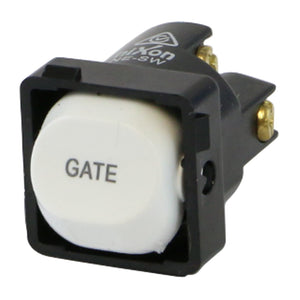 GATE - White Switch Mechanism 250V 10AMP 1 way / 2 way