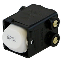 Load image into Gallery viewer, GRILL - White Switch Mechanism 250V 35AMP Double Pole