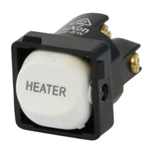 Load image into Gallery viewer, HEATER - White Switch Mechanism 250V 10AMP 1 way / 2 way