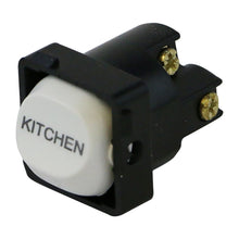 Load image into Gallery viewer, KITCHEN - White Switch Mechanism 250V 10AMP 1 way / 2 way