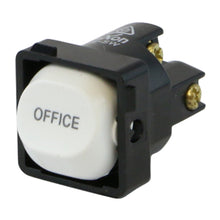 Load image into Gallery viewer, OFFICE - White Switch Mechanism 250V 10AMP 1 way / 2 way
