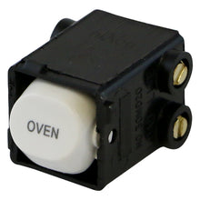 Load image into Gallery viewer, OVEN - White Switch Mechanism 250V 35AMP Double Pole