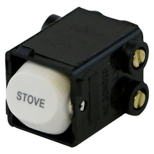 Load image into Gallery viewer, STOVE - White Switch Mechanism 250V 35AMP Double Pole