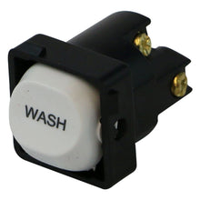 Load image into Gallery viewer, WASH - White Switch Mechanism 250V 10AMP 1 way / 2 way