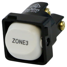 Load image into Gallery viewer, ZONE 3 - White Switch Mechanism 250V 10AMP 1 way / 2 way