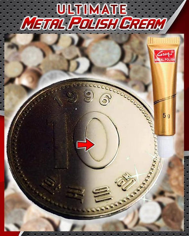Ultimate Metal Polish Cream (Buy More Save More)