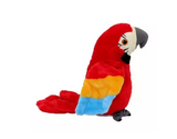 PLUSH SPEAKING PARROT