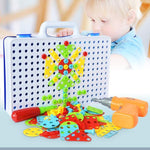 Creative Mosaic™ Drill Set For Kids