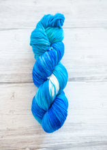 Load image into Gallery viewer, Côte d'Azur - Handdyed Yarn by SkillfullyTangled