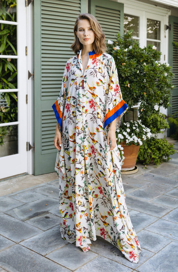 Bird of Paradise Caftan