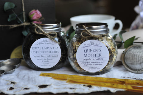 2 TEA JARS GIFT SET