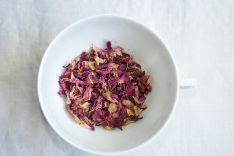 organic Rose Petals | dried