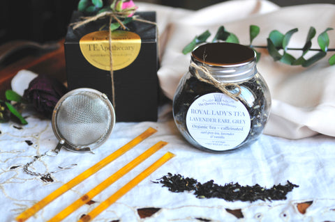 TEA JAR GIFT SET