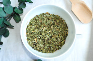 organic Spearmint Leaf | dried