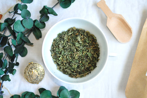 organic Nettle Leaf | dried