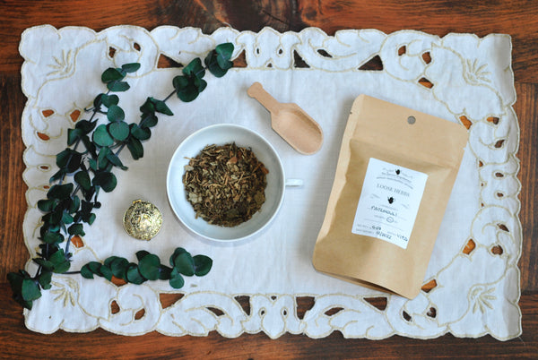 PATCHOULI dried