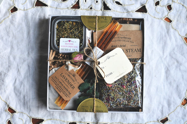 Tea Tin Sampler Gift Set