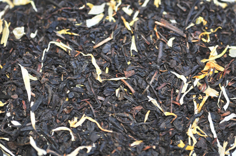 KING'S TRADITION BLACK tea | Black Tea, Calendula Petals