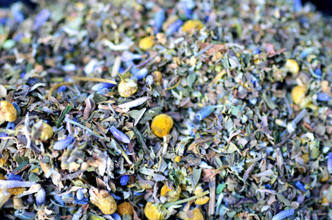 Sleepy Princess herbal infusion | Lavender & Chamomile
