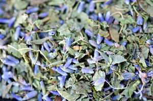 QUEEN'S FAVORITE herbal infusion | Lavender, Lemon Verbena & Stevia