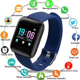 Smart Watch Heart Rate Blood Pressure Waterproof Manufacturers Direct